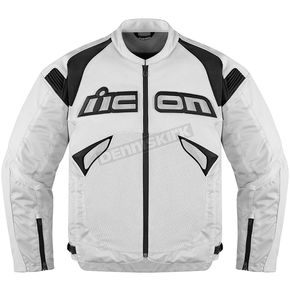 Icon White Sanctuary Jacket - 2810-2430