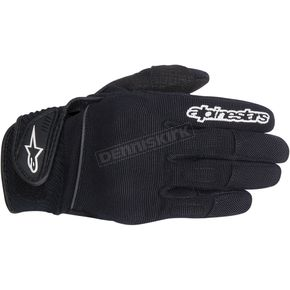 Alpinestars Womens Black Stella Spartan Gloves  - 3594714-10-M