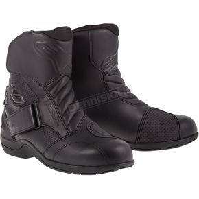 Alpinestars Black Gunner Waterproof Boot  - 2442514-10-36
