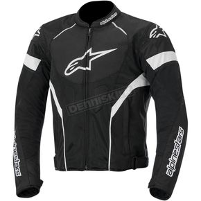Alpinestars Black/White T-GP Plus R Air Jacket  - 3300614-12-2X