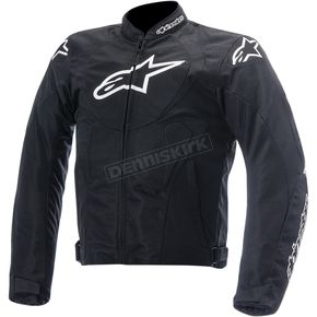 Alpinestars Black T-Jaws Air Jacket  - 3301514-10-L