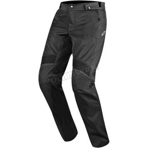 Alpinestars Black Oxygen Air Riding Pants  - 3322514-10-3X