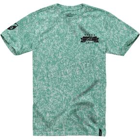 Alpinestars Green Triad T-Shirt  - 10147601260EXL