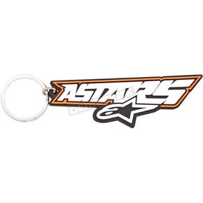 Alpinestars Orange Chatburn Keychain - 10149400040C