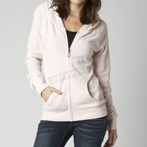 Fox Womens Dusty Rose Incentive Zip Hoody - 09699-345-S