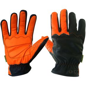 Missing Link Hi-Viz Orange Communique Gloves - CGO2