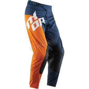 Thor Navy/Orange Prime Slash Pants - 2901-4864