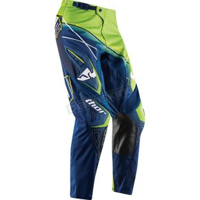 Thor Youth Navy Phase Prism Pants - 2903-1249