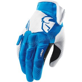 Thor Blue Flow Gloves - 3330-3067