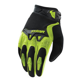 Thor Green Spectrum Gloves - 3330-3100