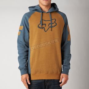 Fox Dusty Blue Heighten Hoody - 10516-157-S
