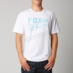 Fox Optic White Lifer T-Shirt - 12535-190-2X