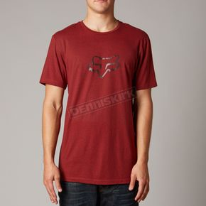 Fox Red Ageless Premium T-Shirt - 10944-003-S