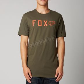 Fox Dark Fatigue Shockbolt Premium T-Shirt - 10813-161-S