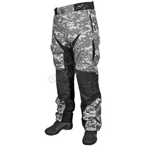 Speed and Strength Urban Camo/Black Urge Overkill Textile Pants - 87-7464
