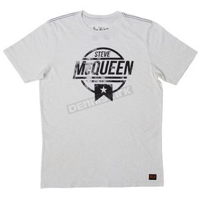 Troy Lee Designs Off White Mcqueen Flyer T-Shirt  - 6232-3110