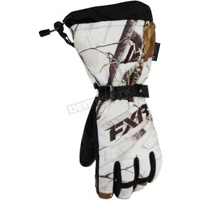 FXR Racing Realtree APHD Snow Fuel Gloves - 15606.03307