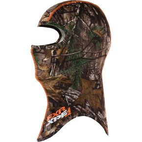 FXR Racing Realtree Camo 100 Percent Merino Mission Balaclava - 15705.33313