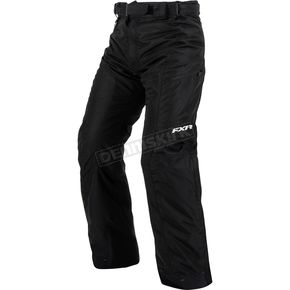FXR Racing Black Squadron Pants - 15175.10016