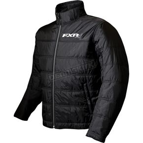 FXR Racing Black Block Heater Jacket - 15123.10007