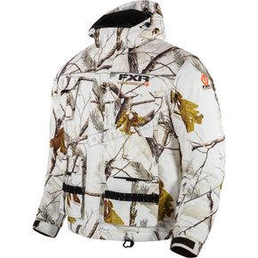 FXR Racing AP HD Snow Camo Hardwear Jacket - 15118.03310