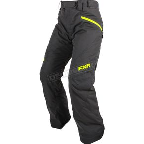 FXR Racing Womens Charcoal Fresh Pants - 15260.20012