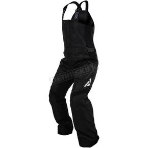 FXR Racing Womens Black Sugar Bibs - 15250.10008