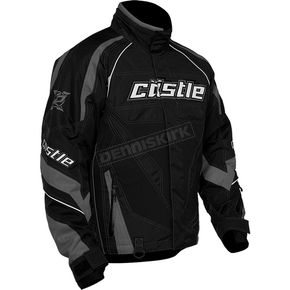 Castle X BLack Charge G2B Jacket - 70-9372