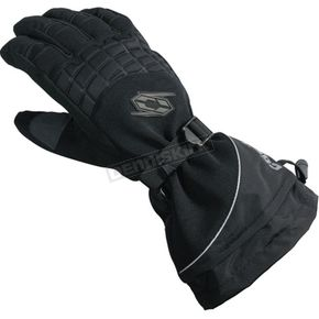 Castle X Black Mission Gloves - 74-2676