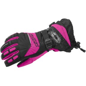 Castle X Womens Magenta Rizer G7 Gloves - 74-4209