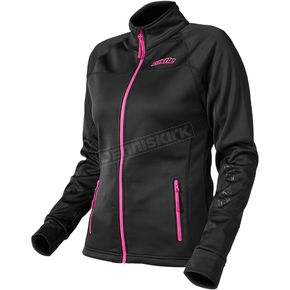 Castle X Womens Black Fusion Mid-Layer Jacket - 78-2002