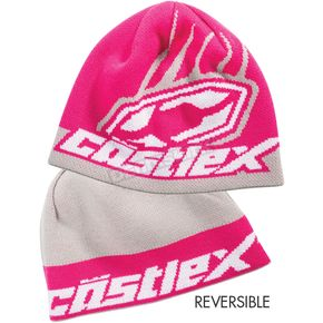 Castle X Magenta Flip-It Beanie - 98-3143