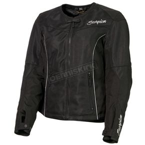 Scorpion Womens Black Verano Jacket  - 50903-2