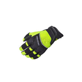 Scorpion Black/Neon Green Coolhand II Gloves  - G19-504