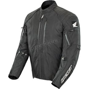Joe Rocket Black/White Honda Racing CBR Jacket - 1370-2003