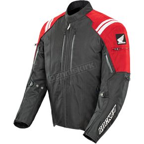 Joe Rocket Black/Red Honda Racing CBR Jacket - 1370-2103