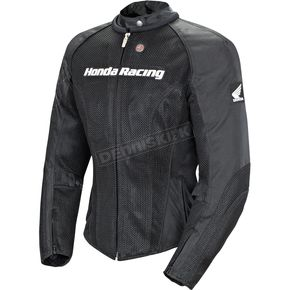 Joe Rocket Womens Black Honda Racing Speed Mesh Jacket - 1374-1003