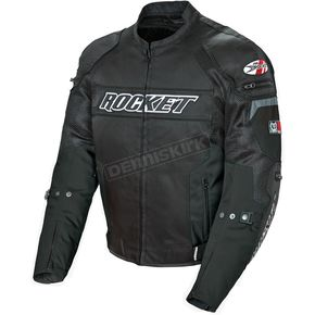 Joe Rocket Black Resistor Mesh Jacket - 1460-1004