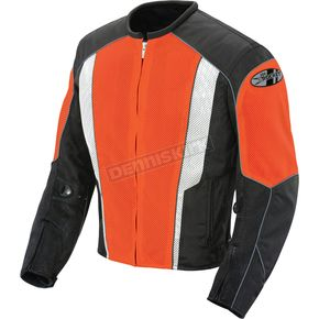 Joe Rocket Orange/Black Phoenix 5.0 Mesh Jacket - 851-4516