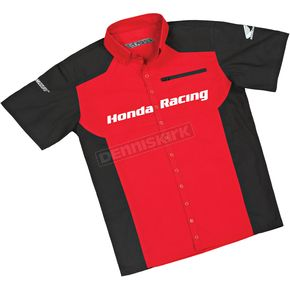 Joe Rocket Red/Black/White Honda Racing Staff Shirt - 1428-1104