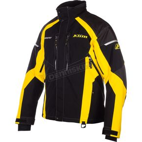 Klim Yellow Vector Parka - 4047-001-170-500