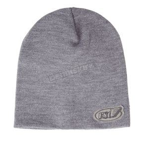 Roland Sands Design Gray Cafe Wing Work Beanie - 0805-0403-0850