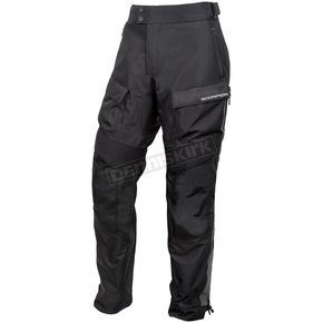 Scorpion Black Seattle Waterproof Pants - 2803-5