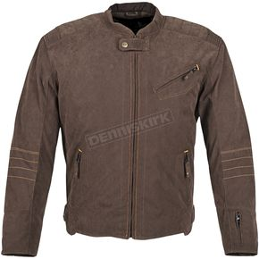 Speed and Strength Brown Rust and Redemption Jacket - 87-8480