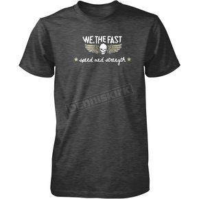 Speed and Strength Charcoal We, The Fast T-Shirt - 87-8689