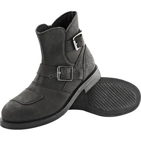 Speed and Strength Womens Black American Beauty Boots - 87-8529