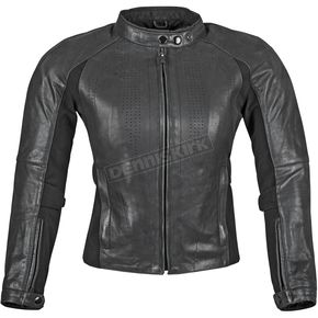 Speed and Strength Womens Black Speed Society Jacket - 87-8514