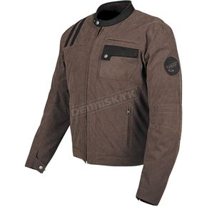 Honda Brown Heritage Jacket - 54-9588