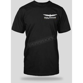 Honda Black Goldwing Custom T-Shirt - 54-7193