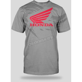 Honda Gray Wingman T-Shirt - 54-7211